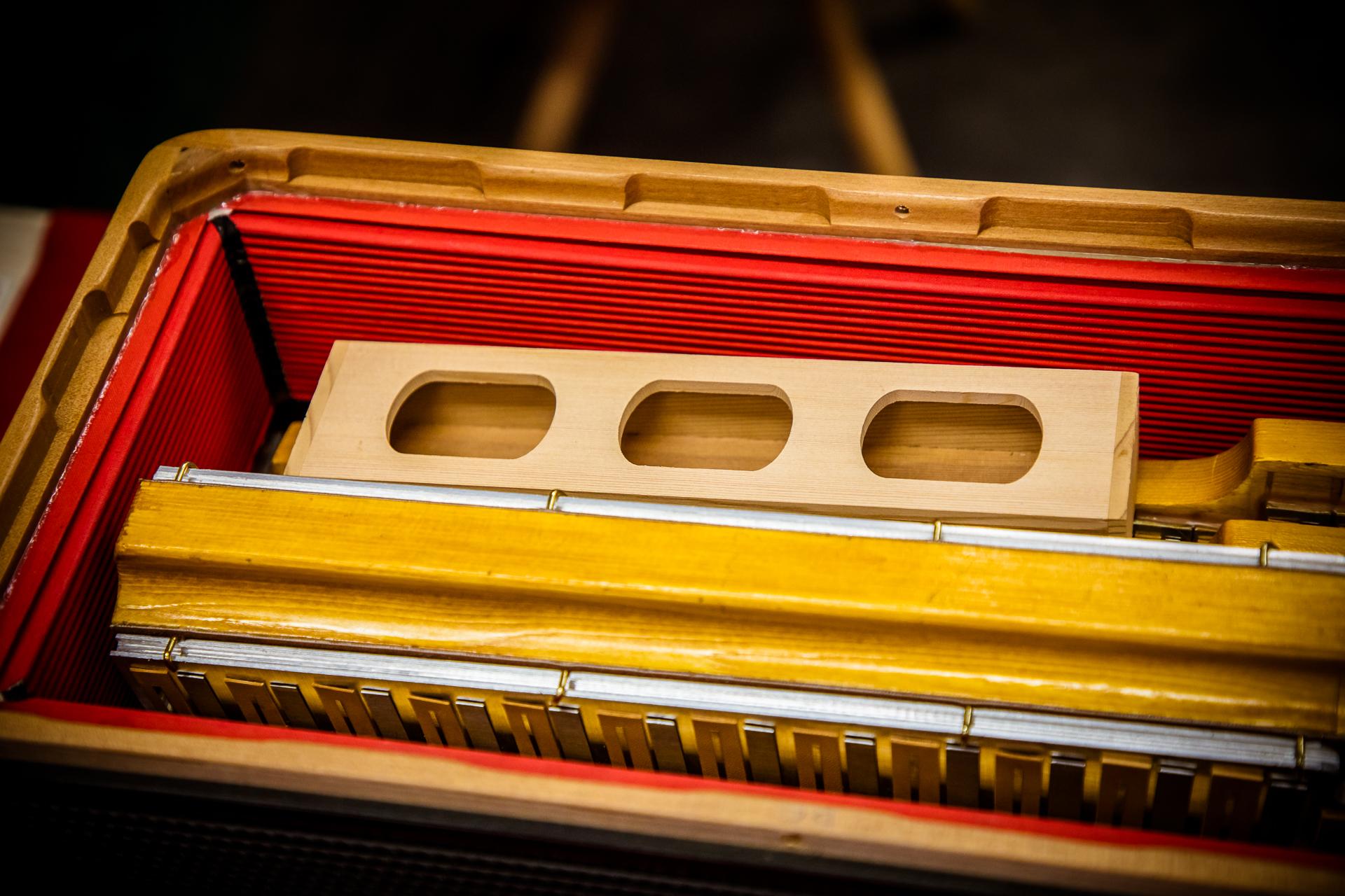 la couleur des notes - Philippe Imbert Harmonic Booster - 16